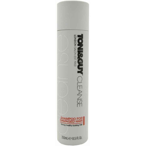 TONI&GUY Cleanse Shampoo for Damaged Hair 250 ml