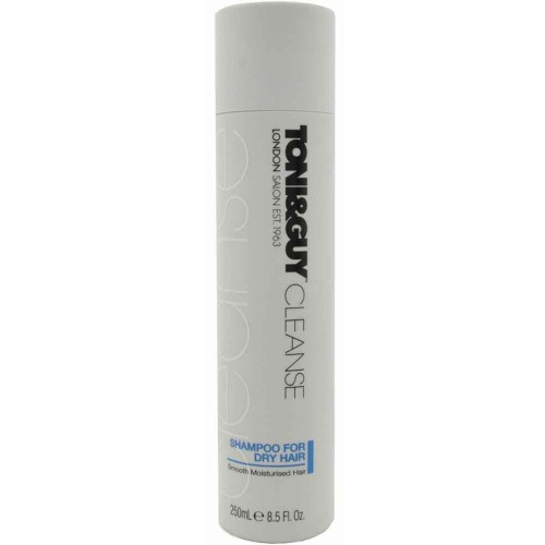 TONI&GUY Cleanse Shampoo for Dry Hair 250 ml