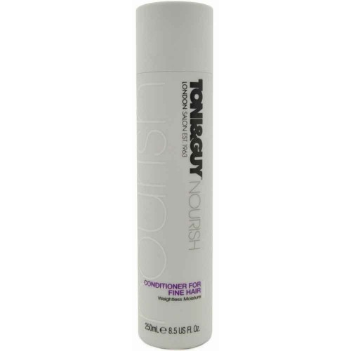 TONI&GUY Nourish Conditioner for Fine Hair 250 ml