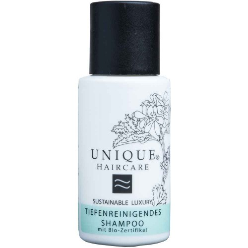 Unique Beauty Haircare Tiefenreinigendes Shampoo 50 ml