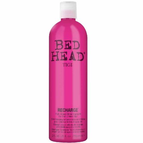 tigi bed head recharge high octane shine shampoo 750 ml g nstig kaufen hagel online shop. Black Bedroom Furniture Sets. Home Design Ideas