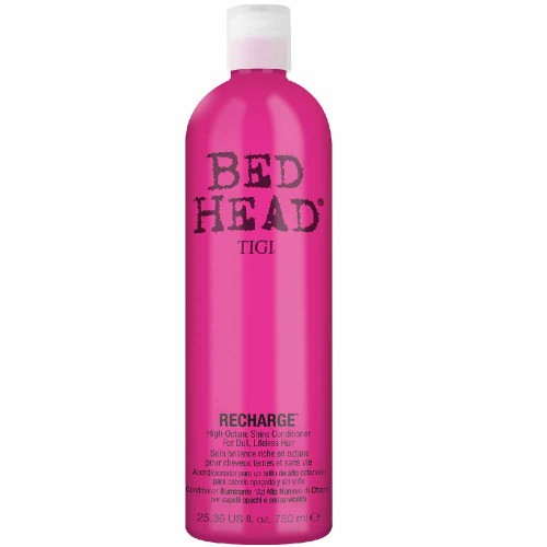 tigi bed head recharge high octane shine conditioner 750. Black Bedroom Furniture Sets. Home Design Ideas