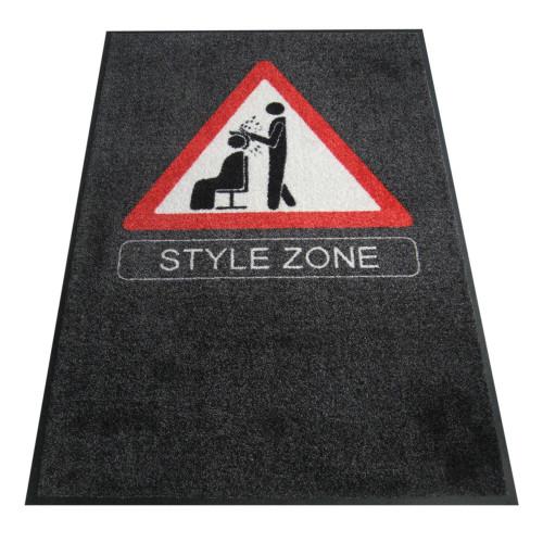 Trend-Design Kundenläufer Style Zone