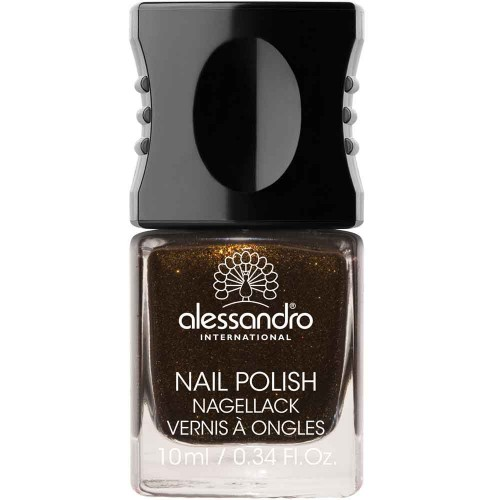 alessandro International Nagellack 95 Wild Cat 10 ml