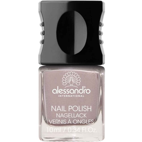 alessandro International Nagellack 97 Velvet Taupe 10 ml