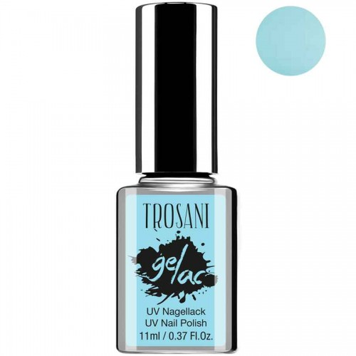 Trosani GEL LAC UV-Lack Aqua 11 ml