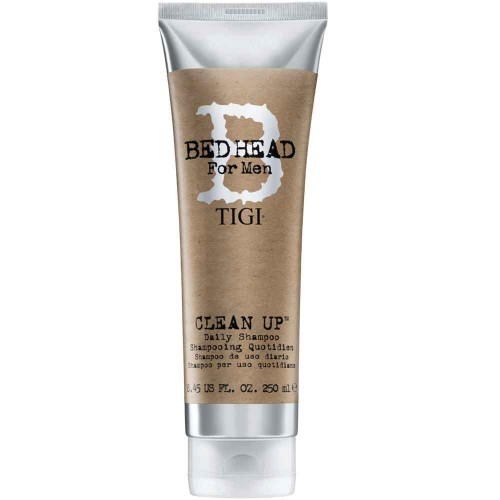 Tigi Bed Head For Men Clean Up Daily Shampoo 250 ml