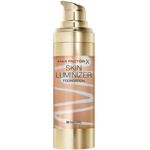 Max Factor Skin Luminizer Foundation 50 Natural 30 ml