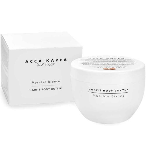 Acca Kappa White Moss Karité Body Butter 200 ml