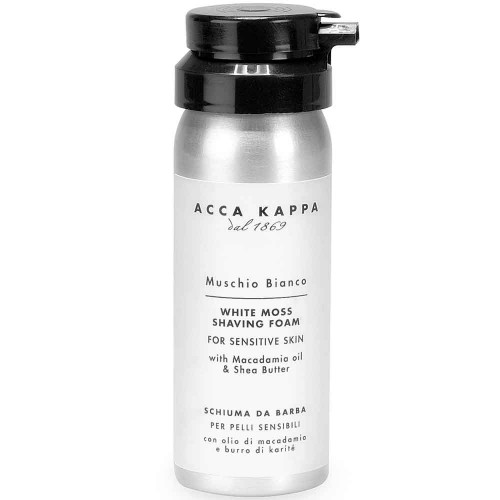 Acca Kappa White Moss After Shave Foam 50 ml