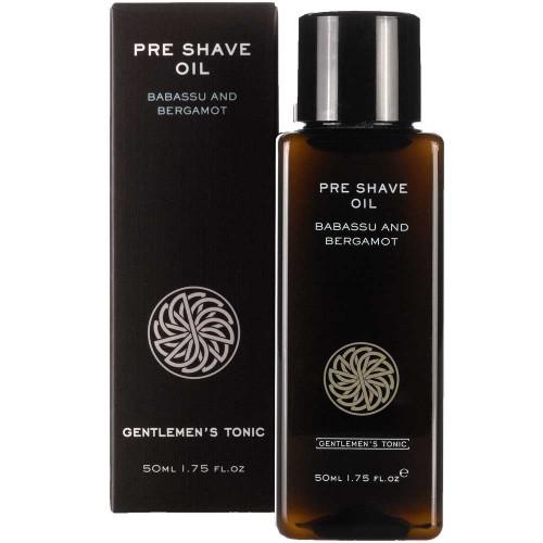 Gentlemen's Tonic B&B Pre Shave Oil 50 ml