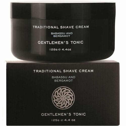 Gentlemen's Tonic B&B Traditional Shave Cream 125 g