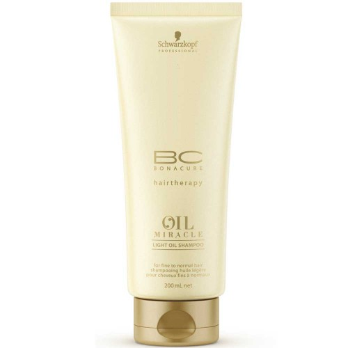 Schwarzkopf BC Bonacure Oil Miracle Leichtes Öl Shampoo 200 ml