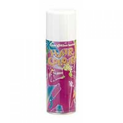 Comair Hair Color Farbspray Metall weiss 125 ml