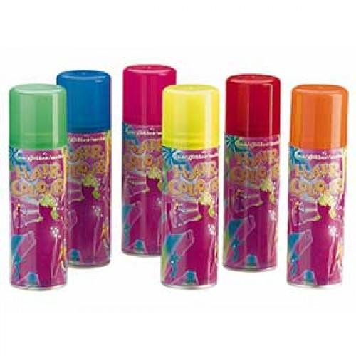 Comair Hair Color Farbspray Fluo grün 125 ml
