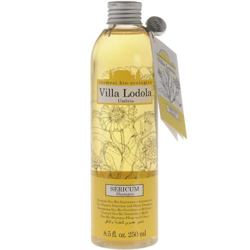 Villa Lodola Sericum Shampoo 250 ml