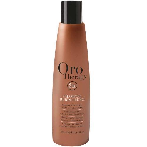 Fanola Oro Therapy Rubino Shampoo 300 ml