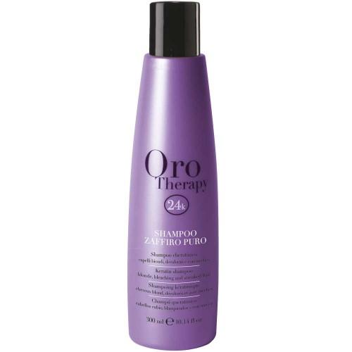 Fanola Oro Therapy Zaffiro Shampoo 300 ml