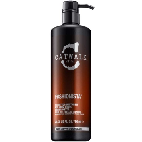 Tigi Catwalk Fashionista Brunette Conditioner 750 ml