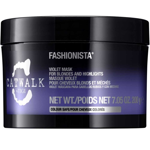 Tigi Catwalk Fashionista Violet Maske 200 g
