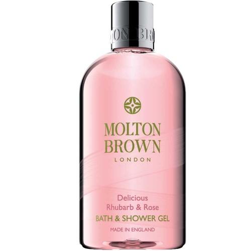 Molton Brown Delicious Rhubarb & Rose Body Wash 300 ml