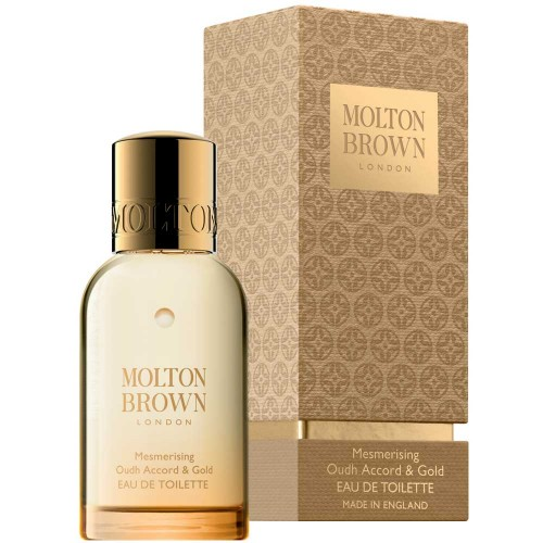 Molton Brown Mesmerising Oudh Accord & Gold Eau de Toilette 50 ml