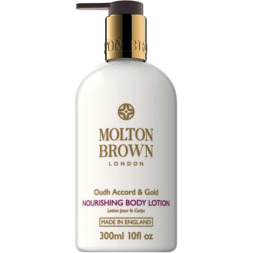 Molton Brown B&B Oud Accord & Gold Body Lotion 300 ml