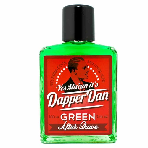 Dapper Dan After Shave Green