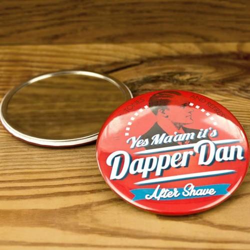 Dapper Dan AS Taschenspiegel