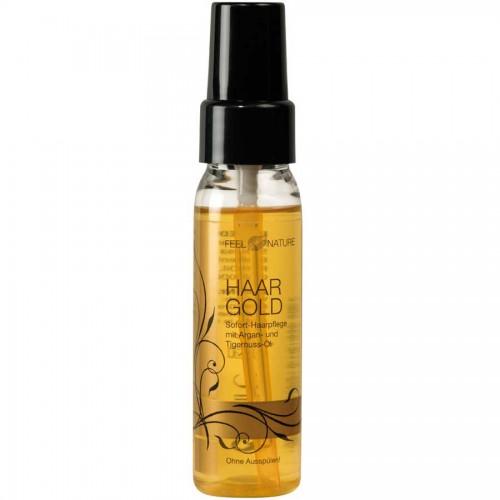 Feel Nature Haar Gold Sofort-Haarpflege Öl 30 ml