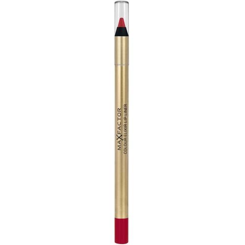 Max Factor Colour Elixir Lip Liner 10 Red Rush