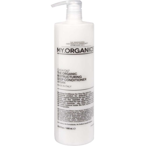 My.Organics My Restructuring Deep Conditioner 1000 ml