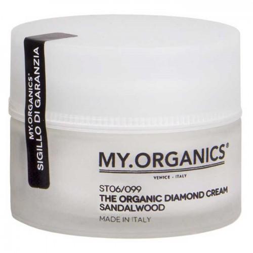 My.Organics My Diamond Cream 50 ml