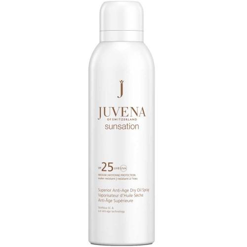 Juvena Sunsation Superior Anti-Age Dry Oil Spray SPF 25 200 ml