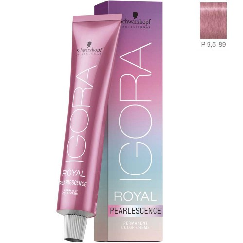schwarzkopf igora royal pearlescence 9 5 89 pastell candy 60 ml g nstig kaufen hagel online shop. Black Bedroom Furniture Sets. Home Design Ideas