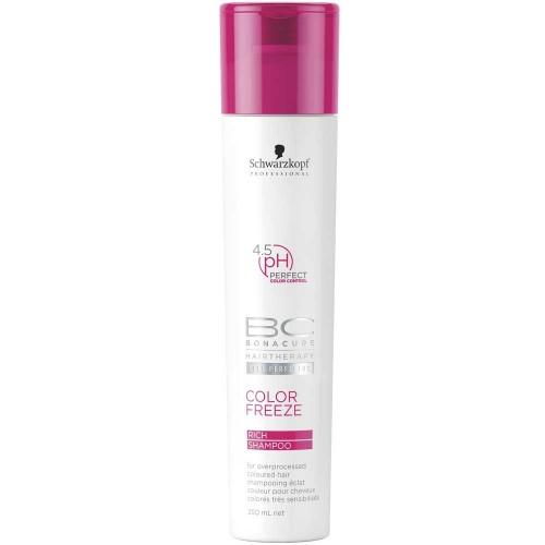 Schwarzkopf BC Bonacure Color Freeze Intensiv Shampoo 250 ml