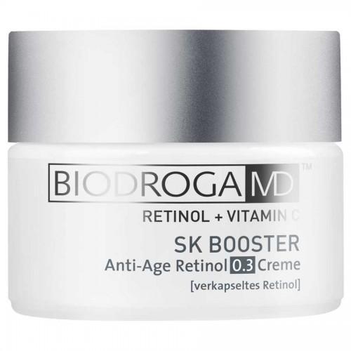 Biodroga MD SK-Booster Anti-Age Retinol 0.3 Creme 50 ml
