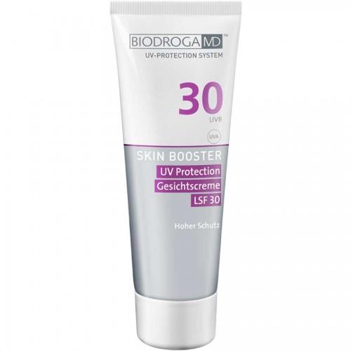 Biodroga MD Skin Booster High UV Protection Gesichtscreme LSF 30 75 ml