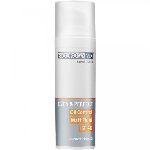 Biodroga MD Even & Perfect Oil Control Matt Fluid LSF 40 30 ml