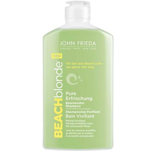 John Frieda Beach Blonde Pure Erfrischung Belebendes Shampoo 250 ml
