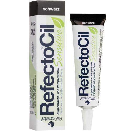 Refectocil Sensitive Augenbrauen- und Wimpernfarbe schwarz 15 ml
