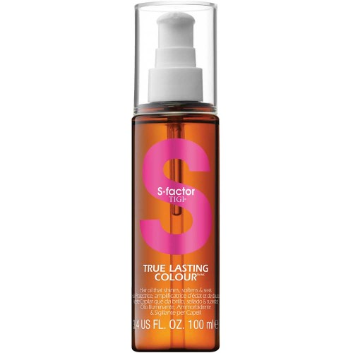 Tigi S-Factor True Lasting Colour Hair Oil 100 ml
