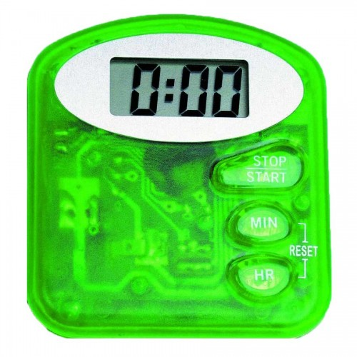 Efalock Digital-Timer grün