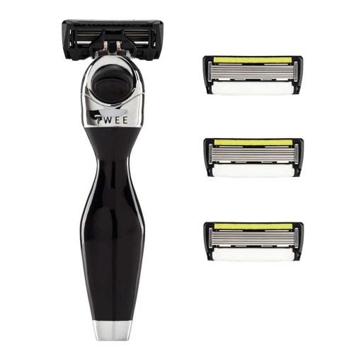 Shave-Lab Starter Set Twee Black P.6+1 Men