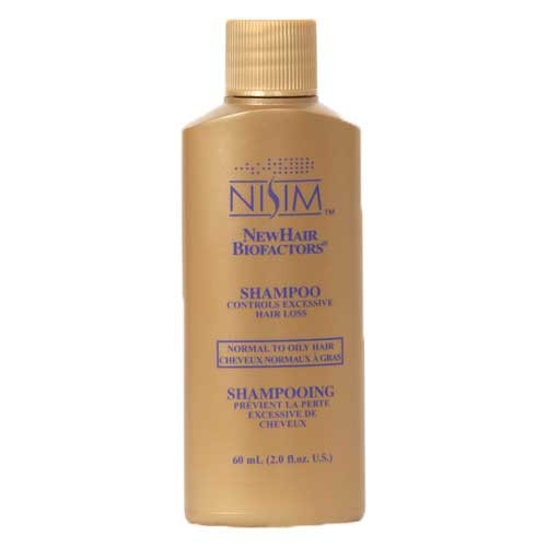 Nisim NewHair Biofactors Shampoo Oily 60 ml