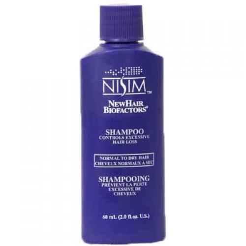 Nisim NewHair Biofactors Shampoo Dry 60 ml