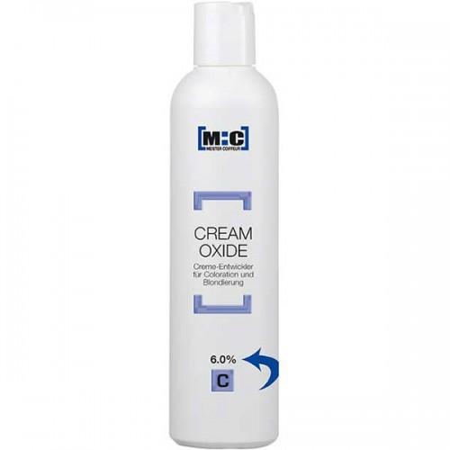 M:C Meister Coiffeur Cream Oxide 6.0 C 250 ml