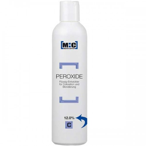 M:C Meister Coiffeur Peroxide 12.0 C 250 ml