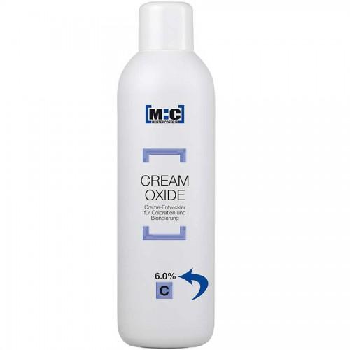M:C Meister Coiffeur Cream Oxide 6.0 C 1000 ml