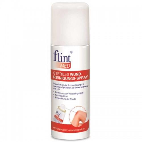 flint MED Wundreinigungsspray 125 ml